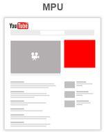 YouTube MPU banner hirdetés elhelyezése